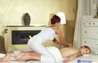 MassageRooms – Paula Sky And Foxy Sane