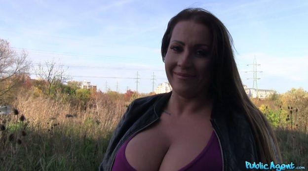 Chubby Big Tits Milf Pov