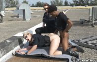 BlackPatrol 17 – Threesome In Public