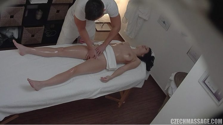 Czech Massage 311 – Girl With Tiny Booty