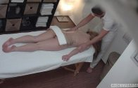 Czech Massage 332 – Horny Sleeping Beauty