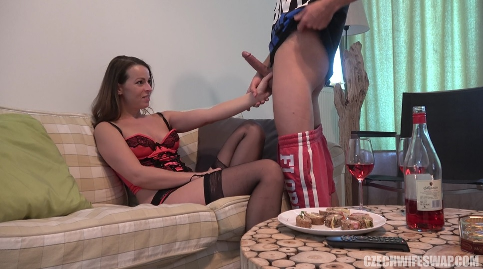 Czechwifeswap 3 - Drunk And Horny Wifes - Pornvibeorg-9728