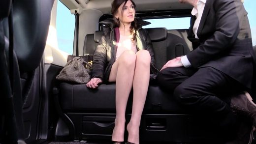 Czech Babe Screw With Bus Driver.