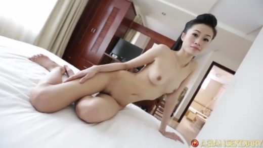 Young Japanese Whore With Small Tities.