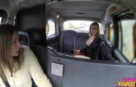FemaleFakeTaxi – Ava Austen Gives Free Ride To Holly Kiss