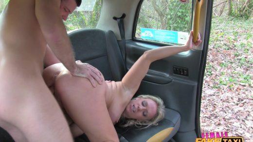 Sasha Loves Sucking Balls To Stranger In Female Fake Taxi.