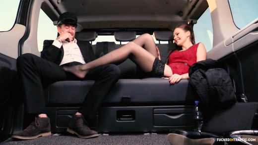 Milf wants to fuck a driver at the airport.