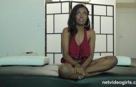 NetVideoGirls – Shy Ebony Eva