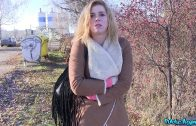 PublicAgent E443 – Chrissy Fox Bang Outside With Stranger