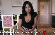 WoodmanCastingX – French Booty Was Destroyed in Gangbang