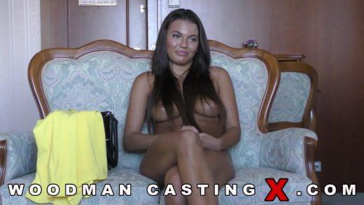 Vanessa Has Hard Sex With Three Men.