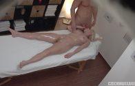 Czech Massage 336 – Perfect Blowjob From Blonde Milf