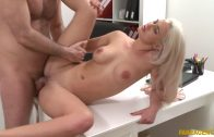 Fake Agent – Nicole Vice Loves To Be On Top