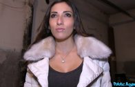 Public Agent – French Lingerie Model Fucks for Cash – Clea Gaultier
