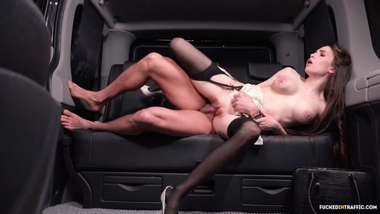 Fucked In Traffic – Angel Rush – Dinner Is Served