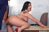 Bangbus – Latina Kasey Earn Some Money