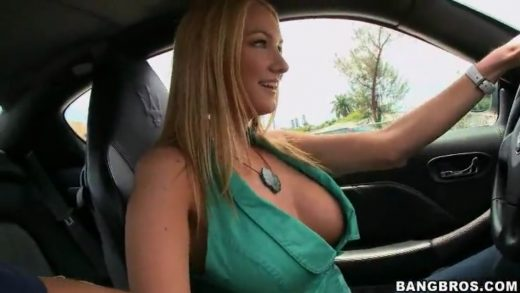 Incredible Hot Milf Screw In Public With Boyfriend.