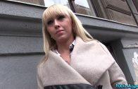 Public Agent – Czech Model Christina Shine Fucking For Cash
