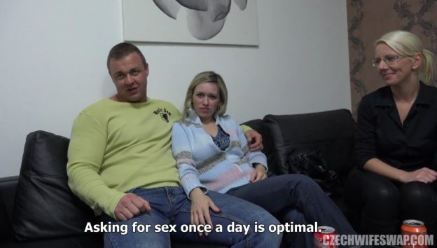 Free movies of couples swapping wives for sex-9521