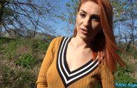 Public Agent – Tattooed Redhead Fucks for Cash – Luna Melba