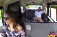 Female Fake Taxi – Big Sticky Facial After Hot Cab Sex