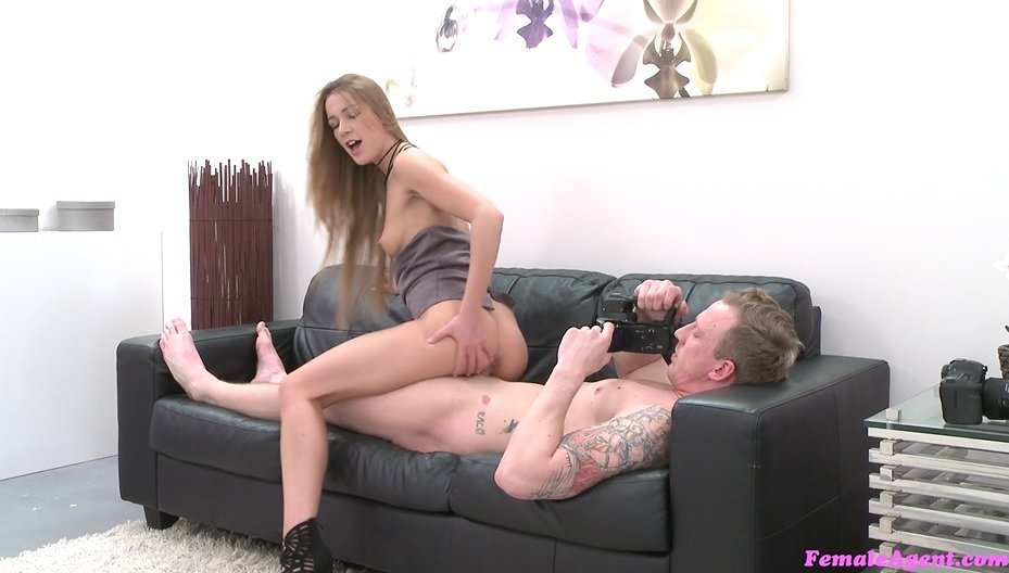 Casually alexia casting sex ver video were