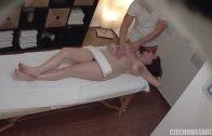 Czech Massage 332 – Horny Sleeping Beauty