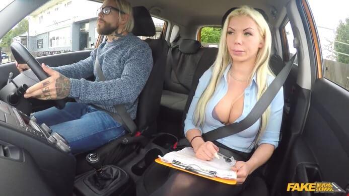 Perfect Blonde Screw In FDS Car.