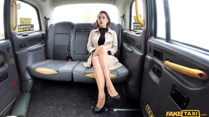 Big Cock Sucking In Fake Taxi.