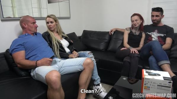 Czech wife swap 1