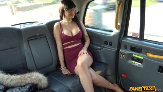 Female Fake Taxi Red Head