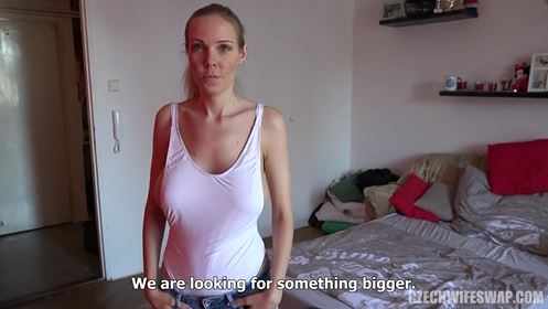 Czech Wife Swap 11 part 2