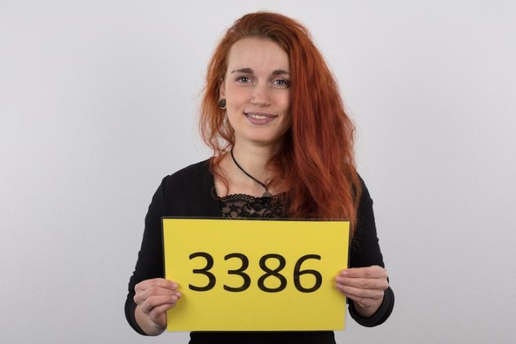 Czech Casting – Nice Redhead Katka 3386
