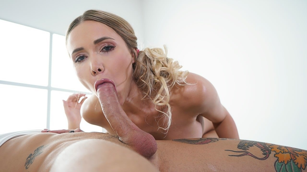 Anal Blonde Fuck massagerooms - sexy blonde wants anal fuck - pornvibe